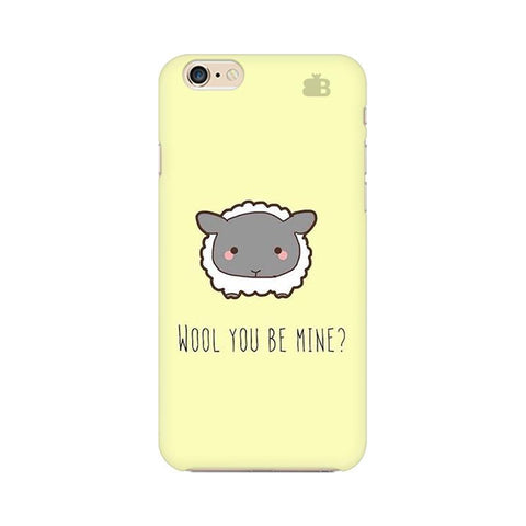 Wool Apple iPhone 6s Plus Phone Cover