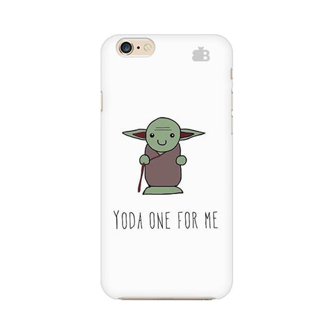 Yoda One Apple iPhone 6s Plus Phone Cover