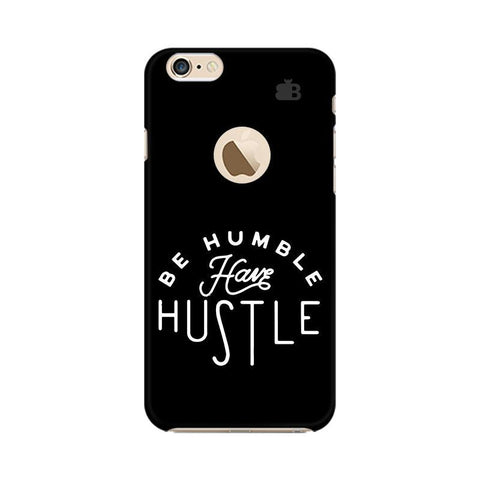 Have Hustle Apple iPhone 6s with Apple Round  Phone Cover