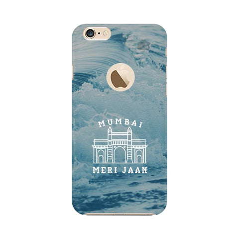 Mumbai Meri Jaan Apple iPhone 6s with Apple Round Cover