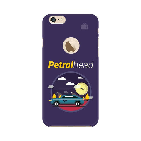Petrolhead Apple iPhone 6s with Apple Round  Phone Cover