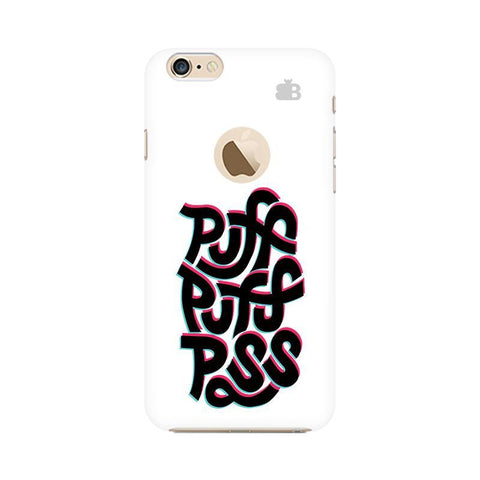 Puff Puff Pass Apple iPhone 6s with Apple Round  Phone Cover