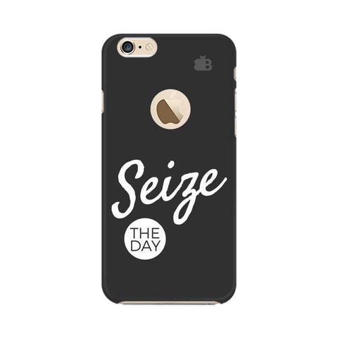 Seize The Day Apple iPhone 6s with Apple Round  Phone Cover
