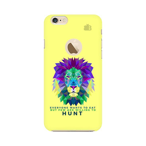 Willing to Hunt Apple iPhone 6s with Apple Round  Phone Cover