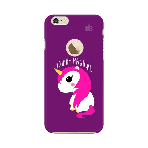 You're Magical Apple iPhone 6s with Apple Round  Phone Cover