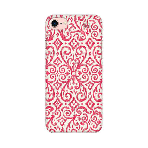 Bright Ikat Art Apple iPhone 7 Phone Cover