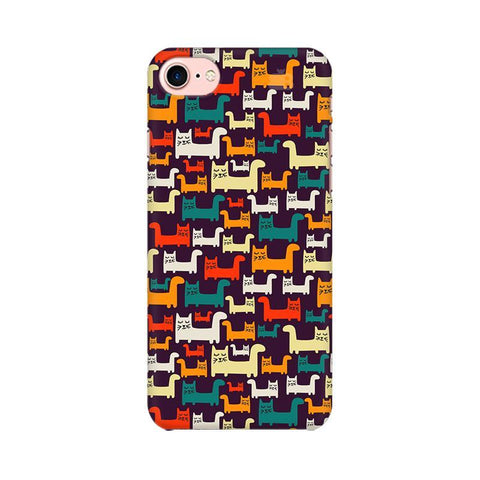 Chill Cats Apple iPhone 7 Phone Cover