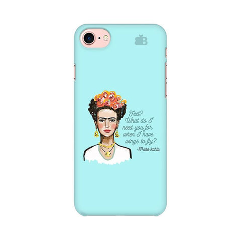 Frida Kahlo Apple iPhone 7 Phone Cover