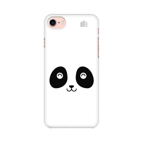 Happy Little Panda Apple iPhone 7 Phone Cover