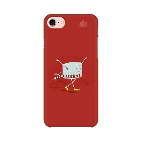 Ice feels Cold Apple iPhone 7 Phone Cover