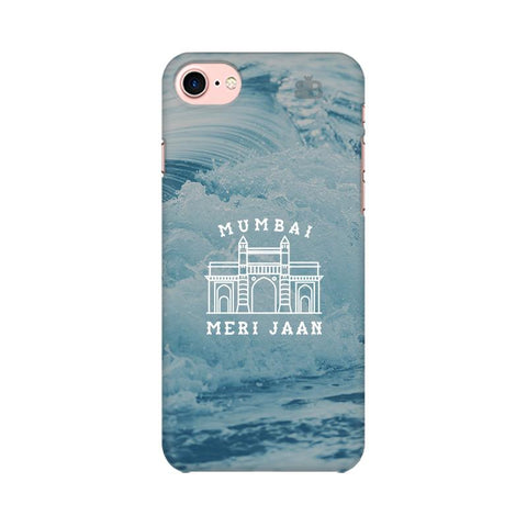 Mumbai Meri Jaan Apple iPhone 7 Cover