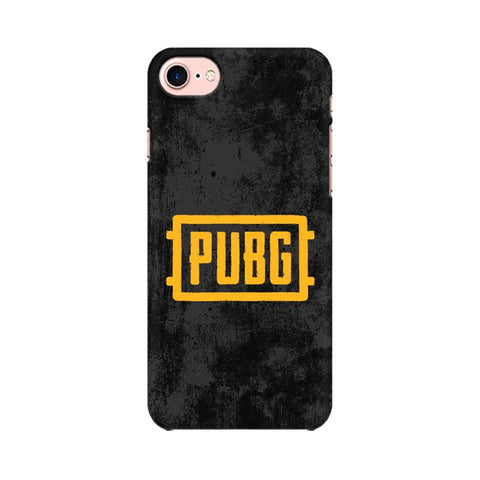 PUBG Apple iPhone 7 Cover