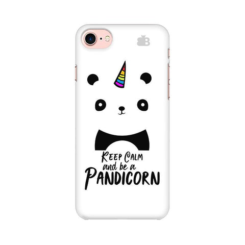 Pandi-Corn Apple iPhone 7 Phone Cover