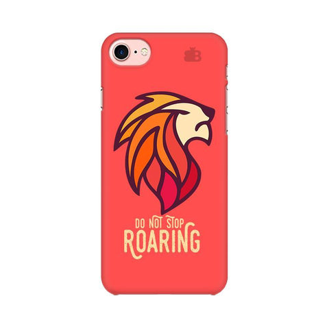 Roaring Lion Apple iPhone 7 Phone Cover