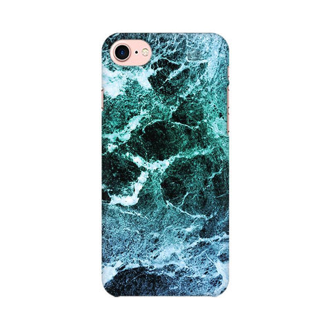 Sea Marble Apple iPhone 7 Phone Cover