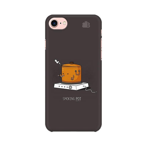 Smoking Pot Apple iPhone 7 Phone Cover