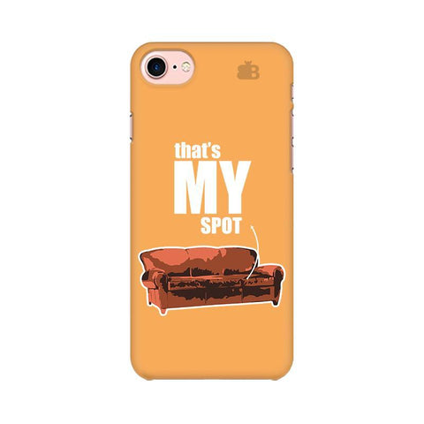 That's My Spot Apple iPhone 7 Phone Cover