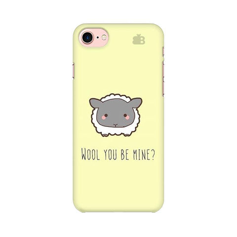 Wool Apple iPhone 7 Phone Cover