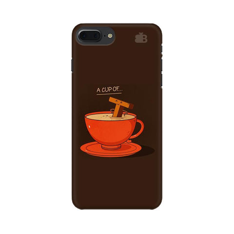 Cup of Tea Apple iPhone 7 Plus Phone Cover