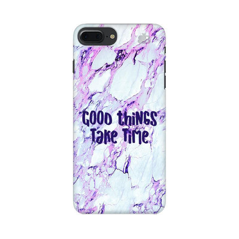 Good Things Apple iPhone 7 Plus Phone Cover