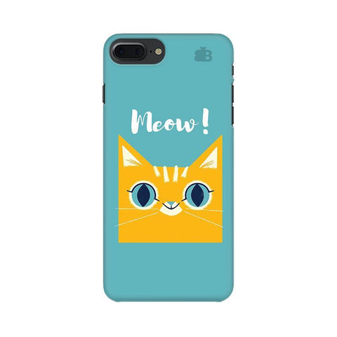 Meow Apple iPhone 7 Plus Phone Cover