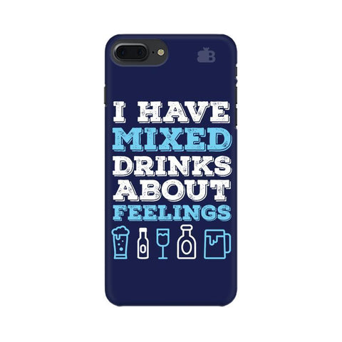 Mixed Drinks Apple iPhone 7 Plus Phone Cover
