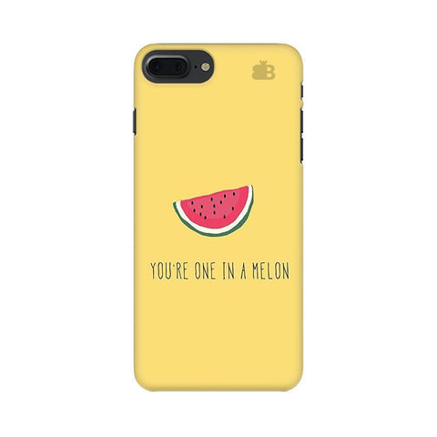 One in a Melon Apple iPhone 7 Plus Phone Cover