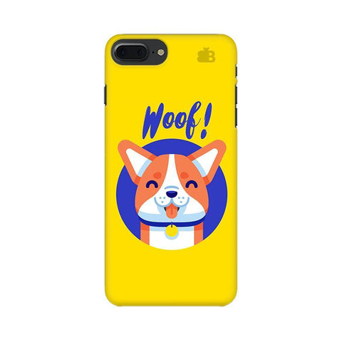 Woof Apple iPhone 7 Plus Phone Cover
