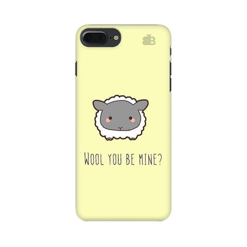 Wool Apple iPhone 7 Plus Phone Cover