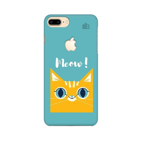 Meow Apple iPhone 7 Plus with Apple Cut Phone Cover
