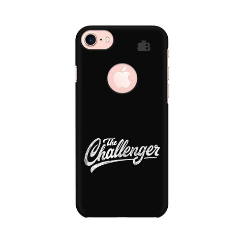 The Challenger Apple iPhone 7 with Round Cut Phone Cover