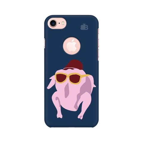 Turkey Apple iPhone 7 with Round Cut Phone Cover