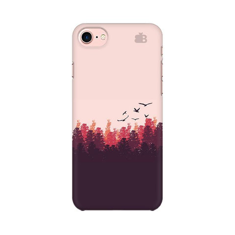 Forest Apple iPhone 8 Phone Cover