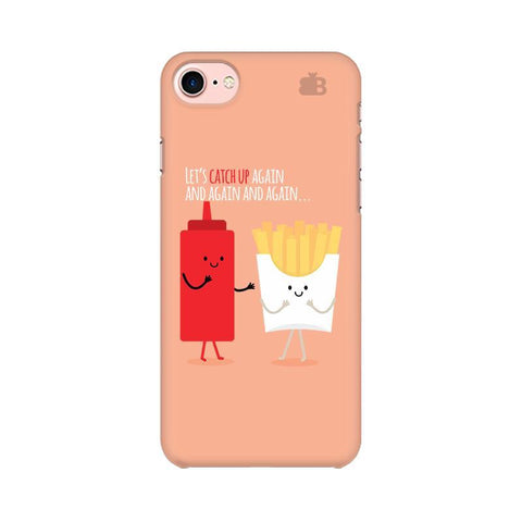 Let's Catch Up Apple iPhone 8 Phone Cover