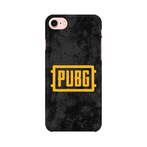 PUBG Apple iPhone 8 Cover