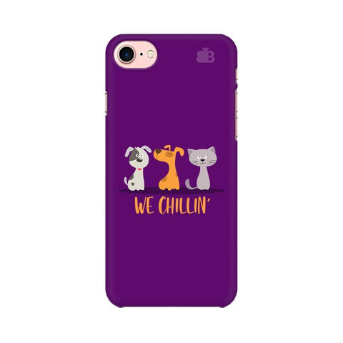 We Chillin Apple iPhone 8 Phone Cover