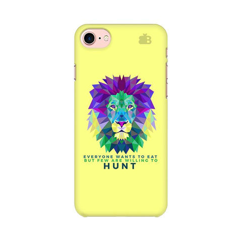 Willing to Hunt Apple iPhone 8 Phone Cover
