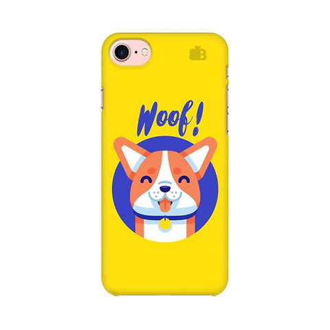 Woof Apple iPhone 8 Phone Cover