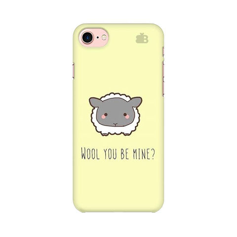 Wool Apple iPhone 8 Phone Cover