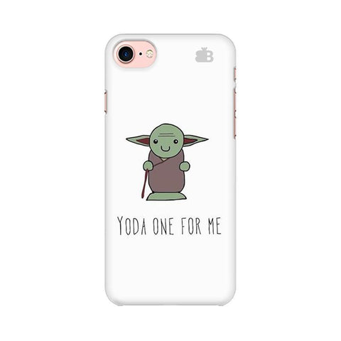 Yoda One Apple iPhone 8 Phone Cover