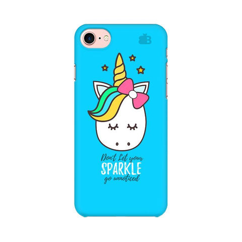 Your Sparkle Apple iPhone 8 Phone Cover