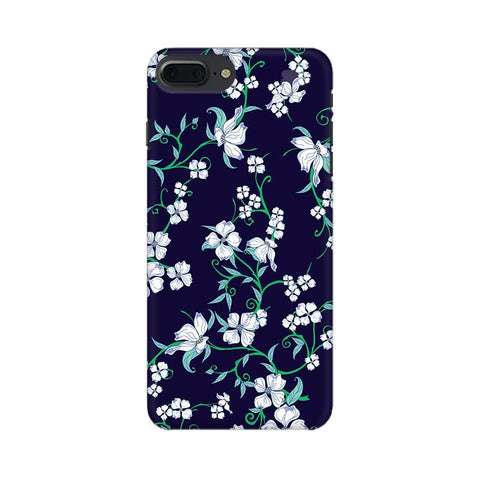 Dogwood Floral Pattern Apple iPhone 8 Plus Phone Cover