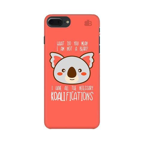Koalifications Apple iPhone 8 Plus Phone Cover