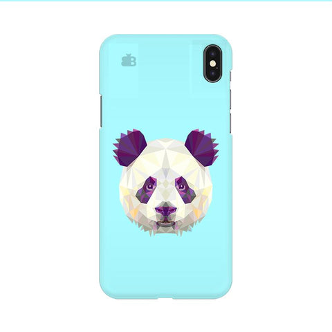 Abstract Panda Apple iPhone 9 Cover