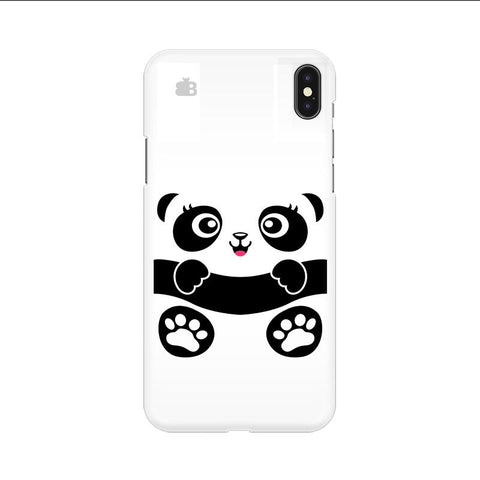Baby Panda Apple iPhone 9 Cover