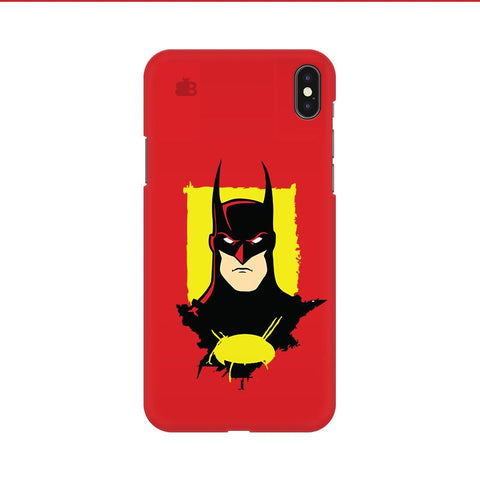 Badass Superhero Apple iPhone 9 Cover