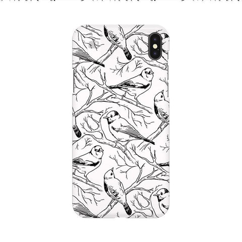Birdy Birds Apple iPhone 9 Cover