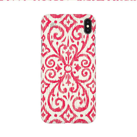 Bright Ikat Art Apple iPhone 9 Cover