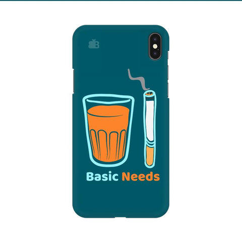 Chai Sutta Basic Apple iPhone 9 Cover