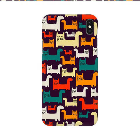 Chill Cats Apple iPhone 9 Cover